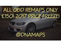 ECU REMAPPING - DPF REMOVAL AND EGR DELETE VCDS VAGCOM CODING DIAGNOSTICS BMW AUDI VW