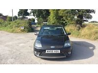 '05' FIESTA ZETEC S TDCI, LONG MOT, £30 TAX, 60+ MPG...SWAP FOR CAR