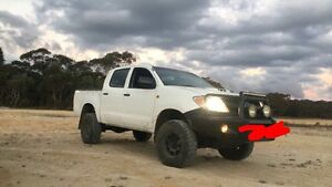 07 Toyota Hilux 4x4 Turbo diesel Mount Victoria Blue Mountains Preview