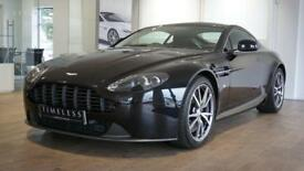 2012 Aston Martin V8 Vantage Coupe Manual Petrol Coupe