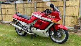 Kawasaki, ZX, 1989, 997 (cc)