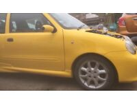 Fiat seicento highly modified fast! 1.2 6 speed