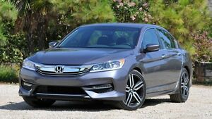Honda Accord Sport 2106