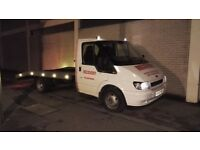 ford transit recovery truck t350 2.4 turbo diesel 5 speed manual 2003