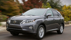 Looking to purchase Lexus RX350 Ultra-Premium 2013-15