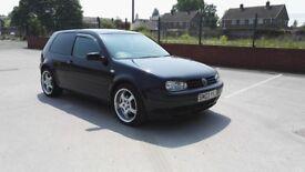 vw golf pd150 1.9 gt tdi gti turbo diesel 6 speed manul recaro interior 2003 is rare car