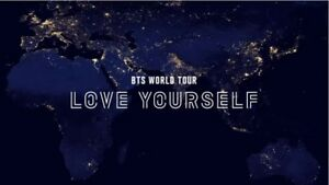 BTS WORLD TOUR - THURS SEPT 20 - 2x GA TICKETS FOR SALE