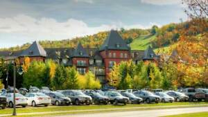 Blue Mountain Condo 3 bedroom by Village July 13 , 14 and 15th