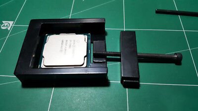 Intel CPU Delid LGA 115x Delidding Tool for i3770K 4790K 6700K 7700K 8700K i5 i7