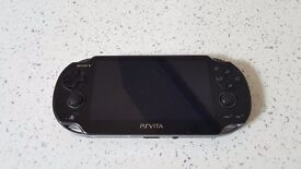 Ps vita wifi and 3g with 3 games and 16gb memory card sale or swap