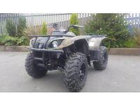 YAMAHA 450 GRIZZLY 4X4 (2010) QUAD ATV OFF ROAD