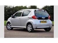Toyota aygo selling due to new car great condition. Perfect little car