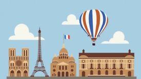 French tutor - native speaker