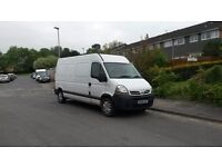 man and van removal services collections deliveries 24/7 nationwide and any eu country