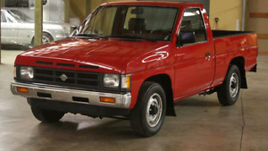 Nissan hardbody d21