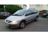 Chrysler Grand Voyager 7 Seater Diesel