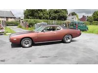 MAY TAKE PX CASH OFFERS TODAY TAX EXEMPT DODGE CHARGER AMERICAN MUSCLE CAR