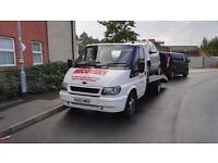 Ford transit t350 2.4 turbo diesel 2003 recovery truck 5 speed manula 160k