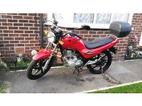 125 sym moto bike