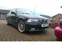 BMW 323i SE E36 1998 *Long MOT*