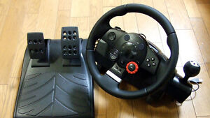 Driving Force GT Racing Wheel, Shifter & Pedals
