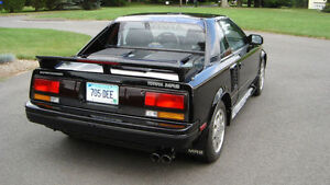 1985-1989 Toyota MR2 SuperCharged Coupe (2 door)