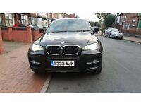2010/10 BMW X6 XDRIVE 30D MEGA SPEC ** NEW TIMING CHAIN ** PRIVATE REG **CHEAPEST ON THE NET **