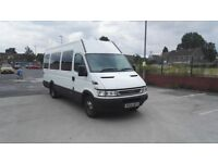iveco daily 3.0 turbo diesel campervan 6 speed manual 2006 9 months mot only 2 owners