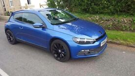 Vw scirocco full service history, goinf in for trade in otherwise
