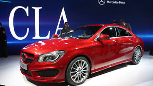 Looking for Mercedes-Benz CLA 2014 model or newer