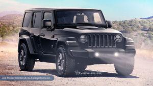 Looking for Jeep Wrangler VUS
