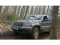 Jeep Grand Cherokee Sport diesel auto swap for bike and cash