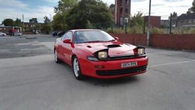 Toyota celica gt4 turbo st185 1989reg 5 speed manual 4x4 9 months mot