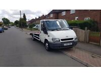 FORD TRANSIT 2.4 DIESEL RECOVERY
