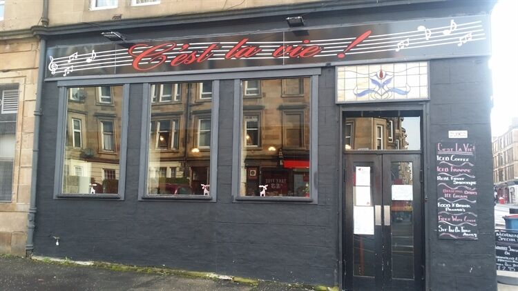 Busy French Style Cafe/ Coffee Shop For Sale | in Dennistoun ...