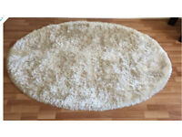 Laura Ashley Lawler Oval Rug 120cm x 180cm - Great Condition - RRP £200