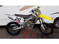 Rmz 450 2014 fully tricked very clean may px ktm 250 350 125