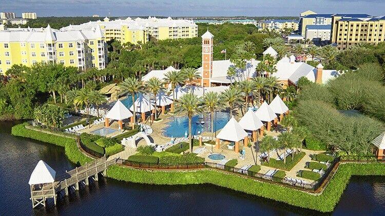 Hilton At SeaWorld Orlando, 3,500 Biennial Odd Usage Points  - $1.00