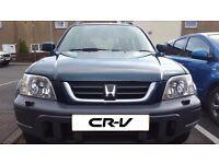 Honda CRV CR-V 4X4 Auto 2.0 Green Petrol px or sell prelude civic saab