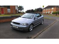 VAUXHALL ASTRA BERTONE 1.8 CABRILET ((((very clean car))))SWAP ONLY
