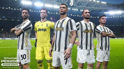 PES 2021 SEASON UPDATE PS4 VIDEOGIOCO PLAY STATION 4 ITALIANO GIOCO MULTILINGUA