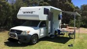 2007 Toyota Hilux Motorhome in excellent condition for sale Box Hill Whitehorse Area Preview