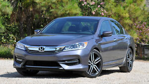 2016 Honda Accord Sport Berline