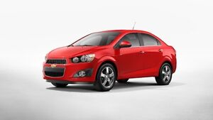 2014 Chevrolet Sonic LS...LOW KMS..AIR...AUTO LS...LOW KMS..AIR.