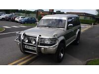 Pajero 4x4 7 seater may swop for another car fto