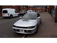 Subaru impreza wrx turbo 300bhp