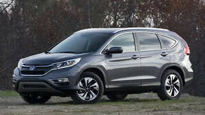 2015 Honda CR-V touring SUV, Crossover