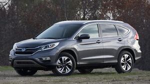 2015 Honda CR-V touring SUV, Crossover