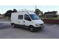 vauxhall movano campervan 2.5 diesel 3300 mwb 5 speed manual 11 months mot
