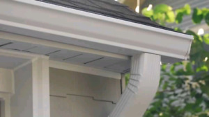 Wanted: Evestrough Rain gutters.  Need 50 feet.